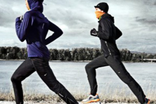 The best running gear for the winter months