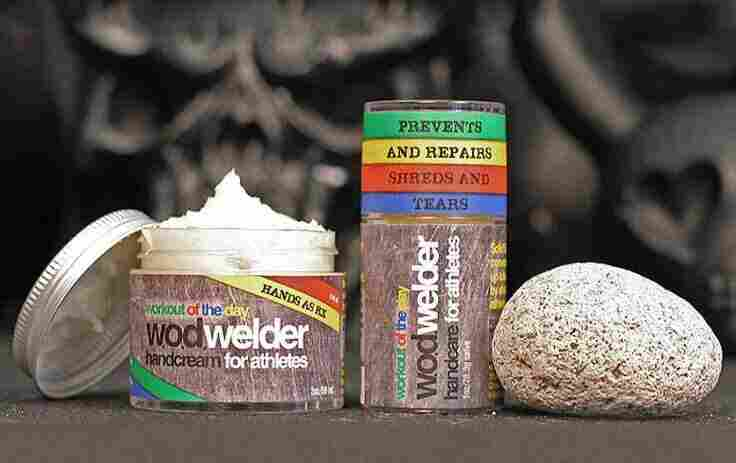 7. WOD Welder Hand Care