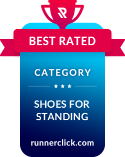 10 Best Shoes for Standing All Day Reviewed