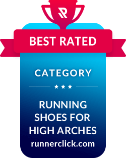 12 Best Running Shoes for High Arches Reviewed